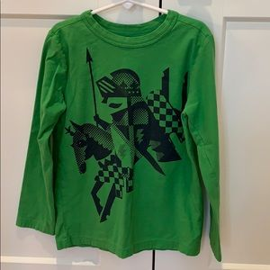 Boys Tea Collection Long Sleeved Tee Size 8